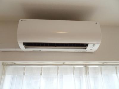 新規エアコン設置
