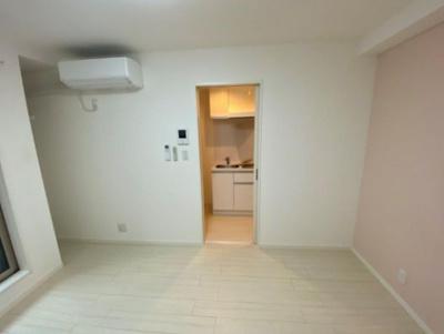 エアコン完備で1年中快適なお部屋です。