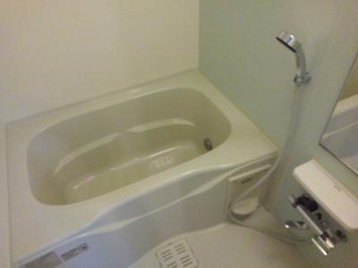 【浴室】サンハイツ パディ B