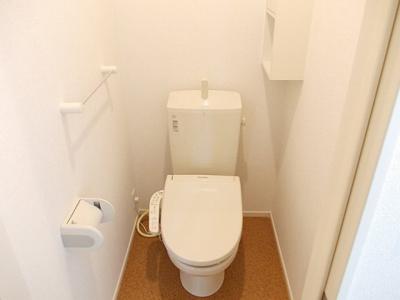 【トイレ】ヴューテラス