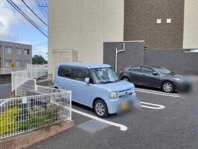 【駐車場】シャロルM