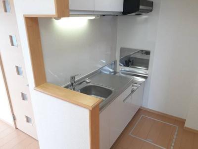 【キッチン】セレノプラシード