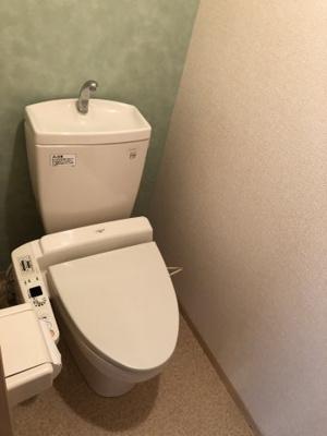 【トイレ】リビオン B棟