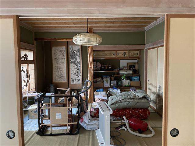 【和室】伊那市高遠町長藤 中古住宅