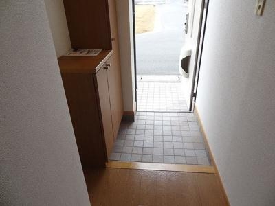【玄関】スプレンダーA