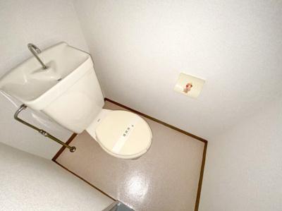 【トイレ】ハイツグリューク