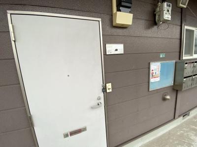 【玄関】ハイツグリューク