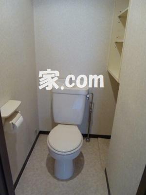 【トイレ】パルーシア中野