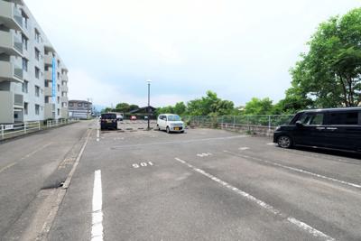 【駐車場】ビレッジハウス伊万里4号棟
