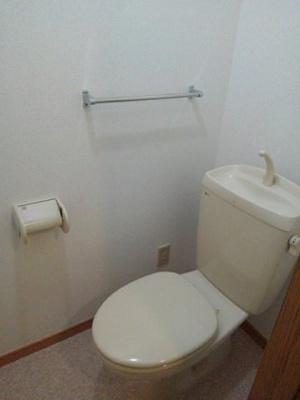 【トイレ】ファン・ハウス2番館