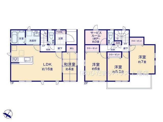 鴻巣市人形 2期 新築一戸建て グラファーレ 01