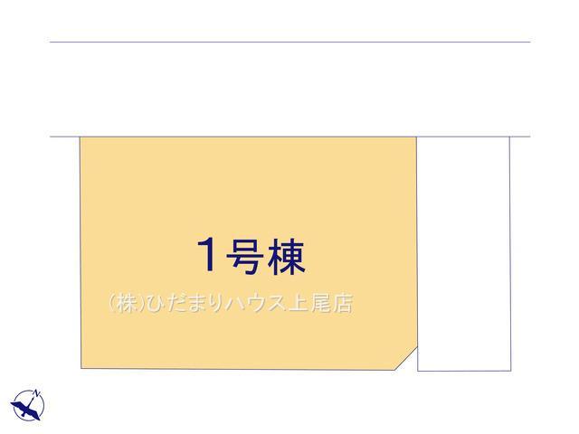 【区画図】鴻巣市人形 2期 新築一戸建て グラファーレ 01