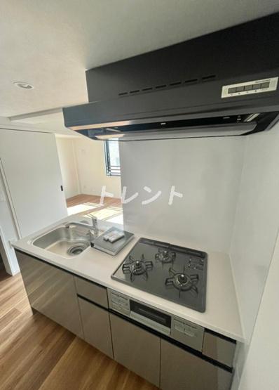 【キッチン】クリアルプレミア笹塚【CREALpremier笹塚】