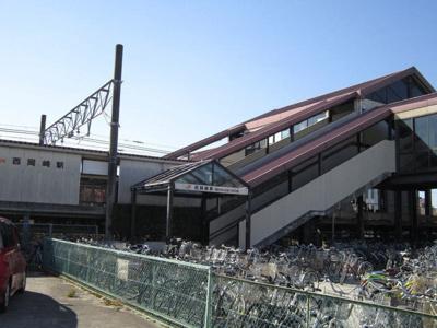 東海道本線「西岡崎駅」まで500m