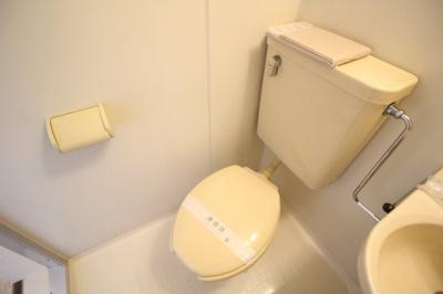 【トイレ】セントラルプラザ六甲