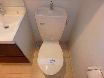 【トイレ】ハーミットクラブハウスK