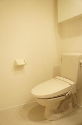 【トイレ】フナバシセントラルハイツ