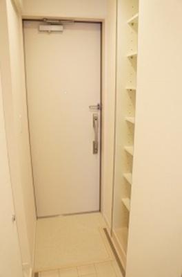 【玄関】フナバシセントラルハイツ