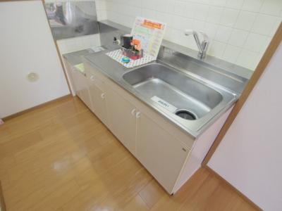【キッチン】スカイクレストB