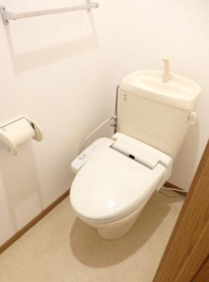 【トイレ】スカイクレストB