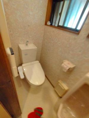 【トイレ】加納8丁目貸家