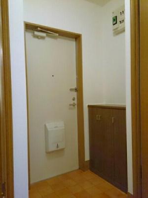 【玄関】プランタン城西