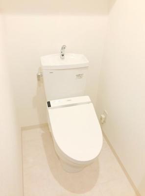 【トイレ】ガーラ・ヴィスタ練馬