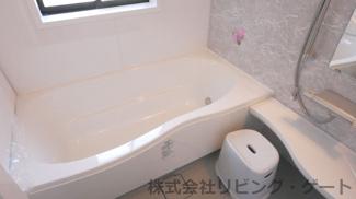 お風呂新品になっております。綺麗なお風呂で一日の体を癒しませんか?
