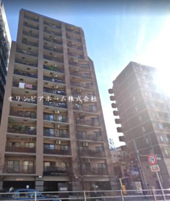 【外観】ライオンズプラザ浅草第2 13階 角 部屋 リ ノベーション済