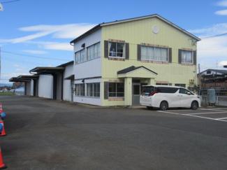 【外観】山形市芳野事務所・倉庫