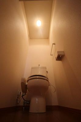 【トイレ】パティオドリームA棟