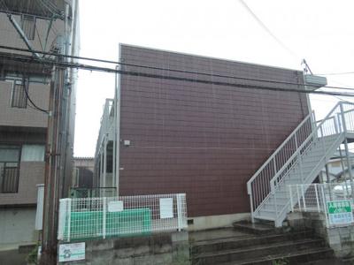 【外観】松村ハイツB棟