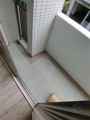 【バルコニー】ハーヴェスト京町堀