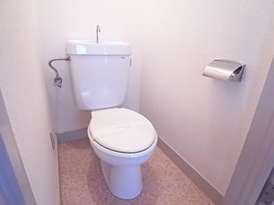 【トイレ】ビルシーサイド