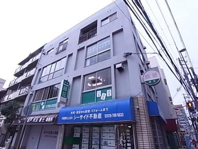 【外観】ビルシーサイド