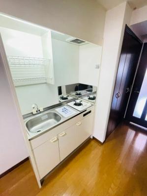 【キッチン】リバーサイドハウス