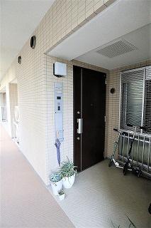 【玄関】パークホームズ世田谷梅丘