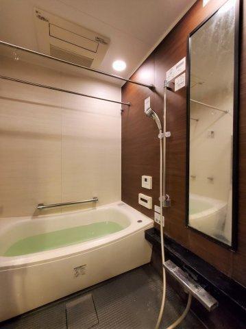 【浴室】ザ・パークハウス学芸大学四季の杜