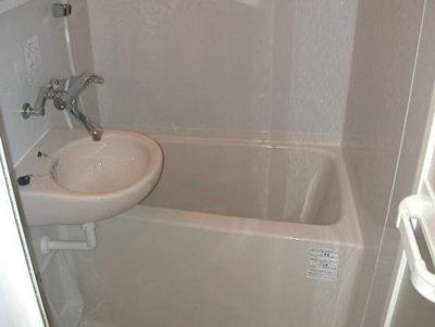 【浴室】スカイコート大島