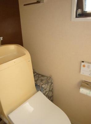 和泉サンハイツのトイレです。