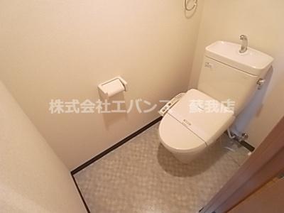 【トイレ】ヴィルポート21