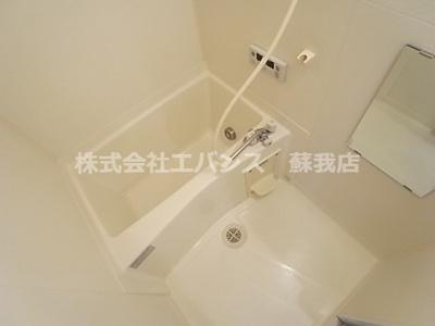 【浴室】ヴィルポート21