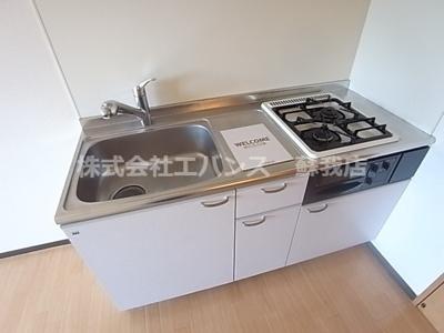 【キッチン】ヴィルポート21