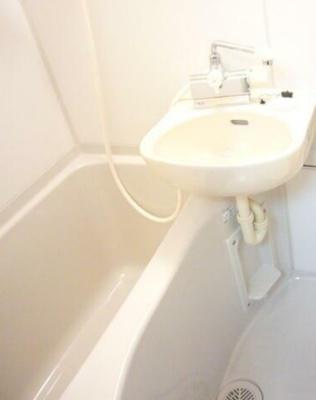 【浴室】パールハイム原町