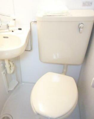【トイレ】パールハイム原町