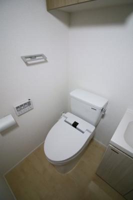【トイレ】アゼスト西高島平