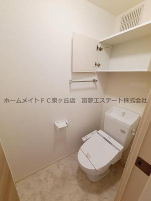 【浴室】東山ヒルズⅢ