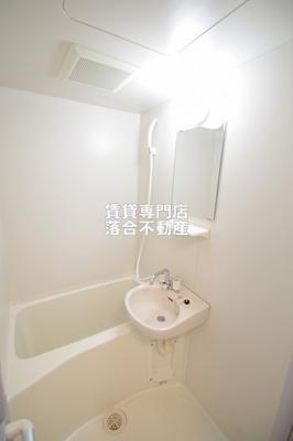 【浴室】サニーハイム西川
