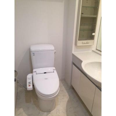 【トイレ】エコロジー目黒青葉台プロセンチュリー