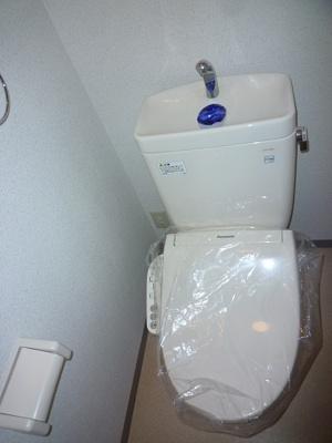 【トイレ】ドミ―ル旭B